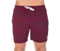 La Banda 2 Boardshorts navy red