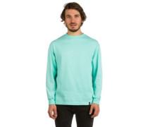 420 Triple Triangle T-Shirt LS mint