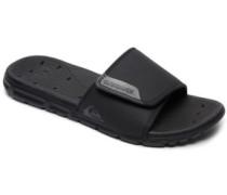 Amphibian Slide Adjust Sandals grey