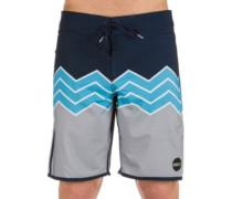 Hyperfreak Jordy Boardshorts blue aop