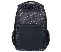 Here You Are Mix Backpack true black dots for days