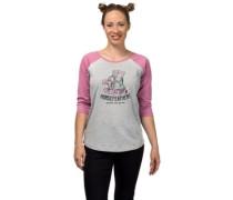 Polly T-Shirt LS ash