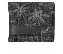 Showdown Bi-Fold Zip Wallet black