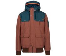 Pumper Anti-Series Jacket marron marle