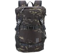 Small Landlock Se II Backpack black multicam