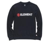 Blazin Crew Sweater flint black