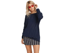 Simply Stone Pullover sea navy