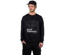 BT Tie Dye Crewneck Sweater tie dye