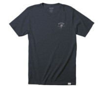 Pipes T-Shirt navy heather