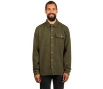 Lewisburg Shirt LS olive green