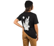 In The Mix T-Shirt black