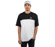Retro T-Shirt cotton black