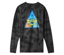 Acid Skull TT Long Sleeve T-Shirt black