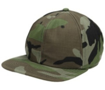 SB Fabric Snapback Cap medium olive