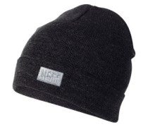 Thermal Dye Beanie charcoal