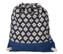 Jacquard Stroll Bag blue aop