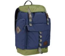 Fathom Backpack mood indgo ripstop cordur