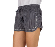 Friends Stories Shorts tur cool yarn dyed stripe