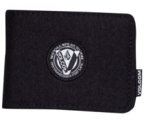 Woolstripe Wallet black