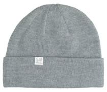 The FLT Beanie heather grey