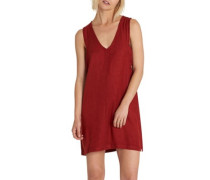 Else Dress red dalhia