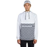 Transparent Jacket checkerboard