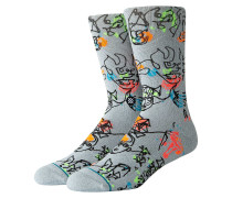 Electric Socks heathergrey