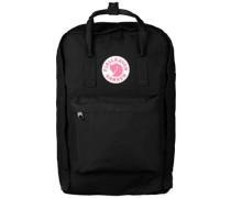 Kanken Laptop 17 Backpack black