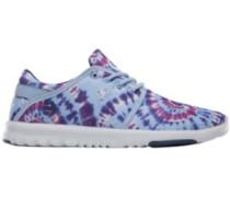 Scout X Happy Hour Sneakers tie dye