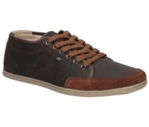 Sparko Leather Sneakers bitterchoc