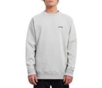 Inthology Crew Sweater heather grey