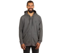 Warmer Polar Zip Hoodie pewter grey