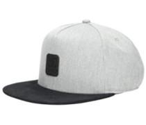 Brackers Cap grey heather