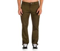 Frickin Modern Stretch Pants seaweed green