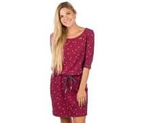 Tamy Dress wine red