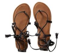 Around The Sun Sandals Women black