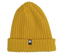 Fish N Destroy Beanie golden rod