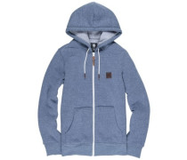 Heavy Sherpa Zip Hoodie midnight blue h