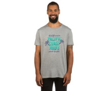 Pacific Coast T-Shirt silver melee