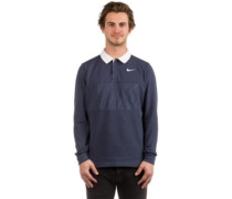 Dry Top Rugby Sweater white
