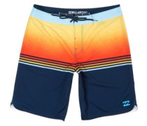 "Fifty50 X 19"" Boardshorts orange"