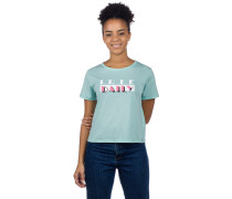My Ami Girl T-Shirt mint