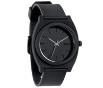 The Time Teller P matte black