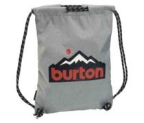 Cinch Bag Backpack grey heather