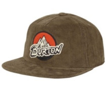 Retro Mountain Cap Youth dusty olive