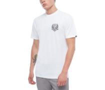 Eagle Bones T-Shirt white
