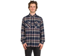 Brighton Shirt LS eclipse fleck plaid