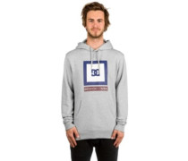 Attitude Hoodie grey heather