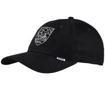Crest Dad Cap black