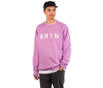 Brtn Crew Sweater dusty lavender